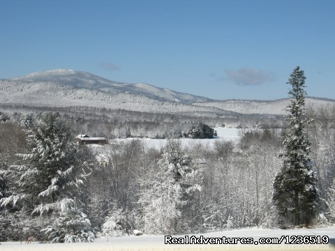 Year Round Views - Greenville Inn at Moosehead Lake