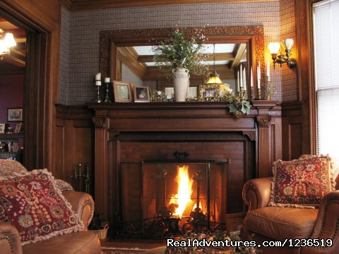 The Oak Room - Greenville Inn at Moosehead Lake