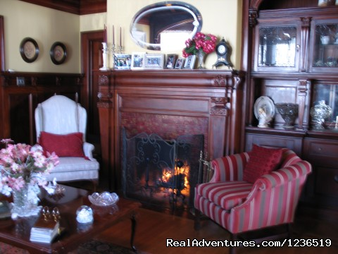 The Cherry Room - Greenville Inn at Moosehead Lake