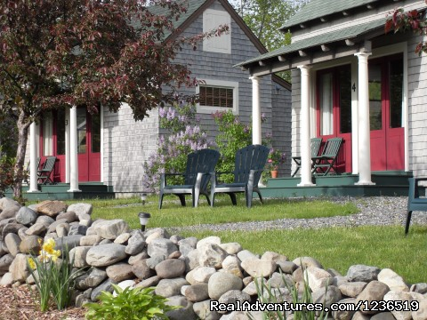 Private Cottages - Greenville Inn at Moosehead Lake