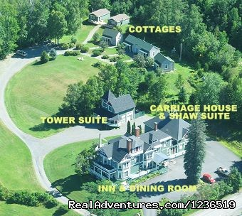 Five Acre Estate - Greenville Inn at Moosehead Lake