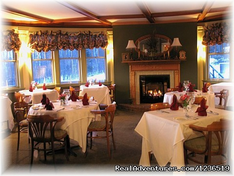 Shaw Dining Room (#18 of 26) - Greenville Inn at Moosehead Lake