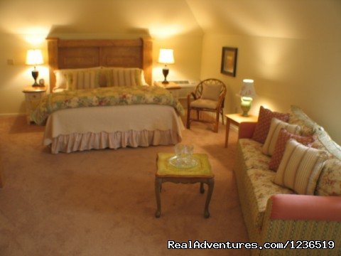 The Shaw Suite (#14 of 26) - Greenville Inn at Moosehead Lake