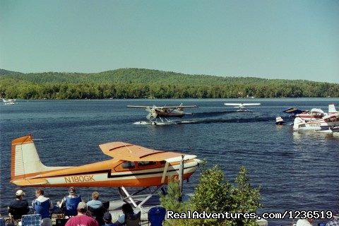 Sea Plane Fly-in (#23 of 26) - Greenville Inn at Moosehead Lake
