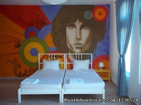 Hostel LagunaPark Cabarete: 2-3 Bed standard private room