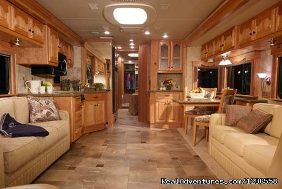 Image #2/13 | Luxury RV Rentals in the USA