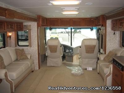 Image #5/13 | Luxury RV Rentals in the USA