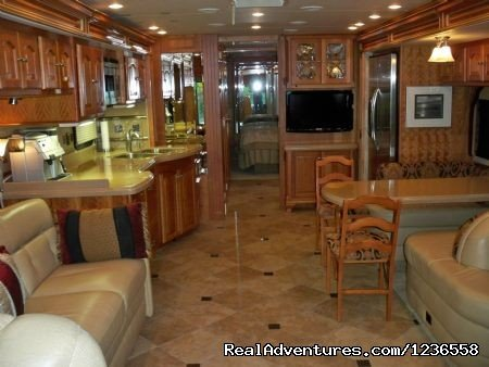 Image #6/13 | Luxury RV Rentals in the USA