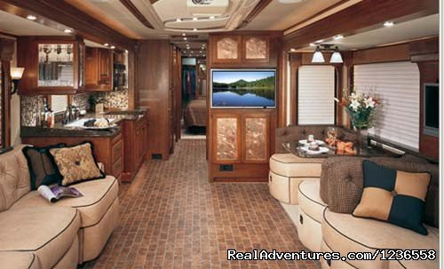 Image #9/13 | Luxury RV Rentals in the USA