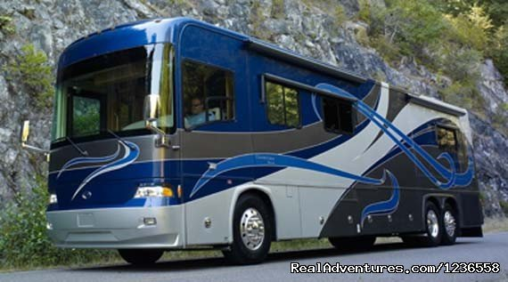 Image #12/13 | Luxury RV Rentals in the USA