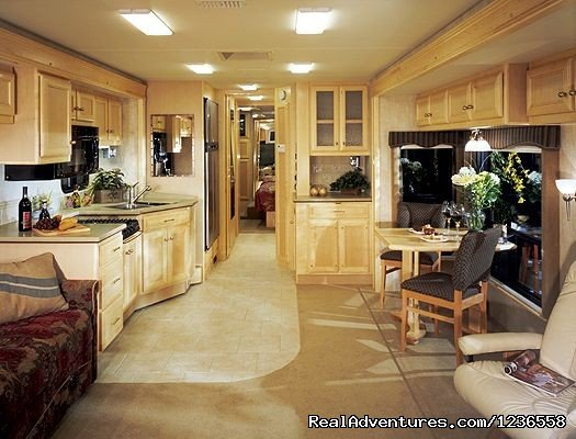 Image #13/13 | Luxury RV Rentals in the USA