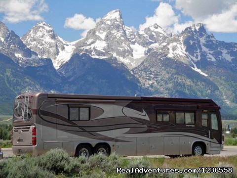 Luxury RV Rentals in the USA