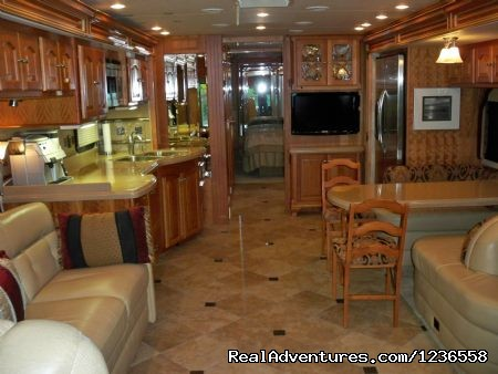 - Luxury RV Rentals in the USA