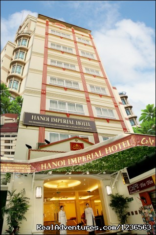 Hotel External (#1 of 23) - Hanoi Imperial Hotel
