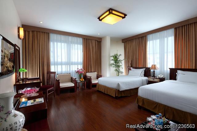 - Hanoi Imperial Hotel