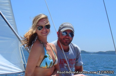 Fun Day - Castaway Sailing, LLC