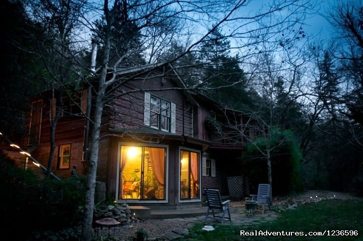 the Artists Cottage | Image #1/25 | Eureka Springs, Arkansas  | Spiritual | Renew & Relax at Fire Om Earth Retreat Center