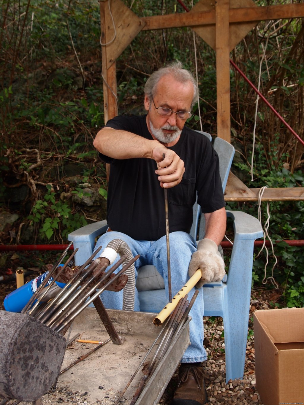 Flute Master Craig Hirsch | Image #25/25 | Renew & Relax at Fire Om Earth Retreat Center