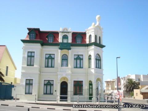 Haus Hohenzollern, Swakopmund (#4 of 8) - Swakopmund,  Namibia, apartment in historic house
