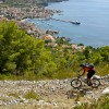 Mountain biking holidays on island of Vis, Croatia Vis, Croatia Bike Tours