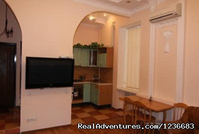 Image #1 of 7 - Kyiv apartments for daily rent. LuxApartments.