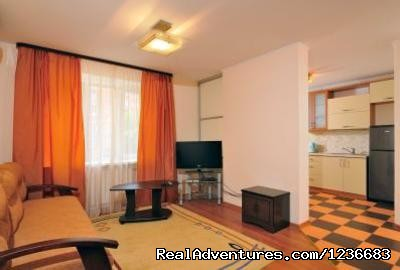 - Kyiv apartments for daily rent. LuxApartments.