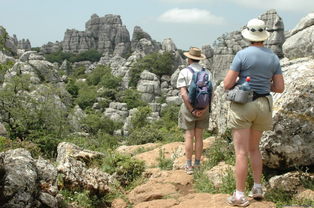 Premier Guided Walking & Cultural Holidays Andalucia, Spain Hiking & Trekking