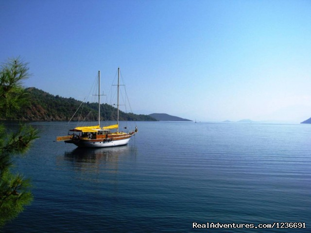 Gulet Cruises in Turkey - Blue Cruise in Turkey