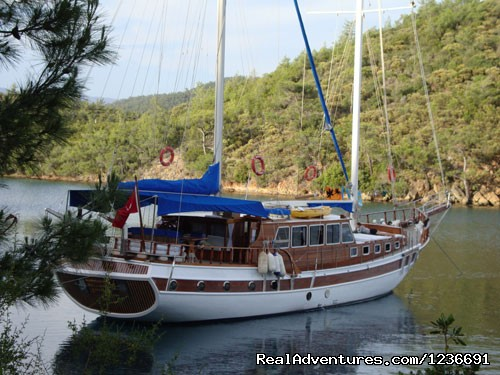 Luxury Gulet Boat (#6 of 18) - Blue Cruise in Turkey