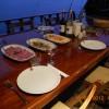 Dinner on gulet boat