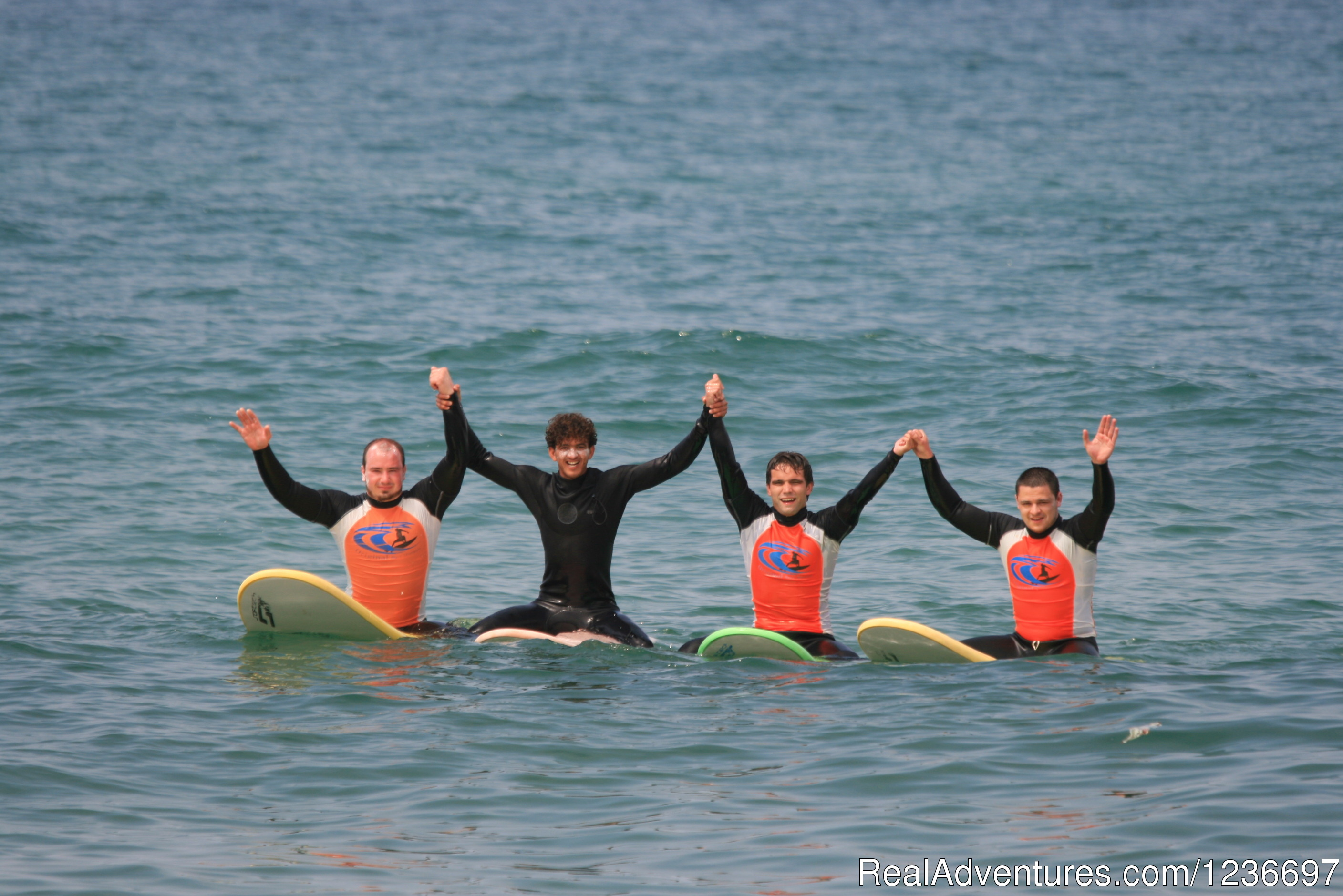 Memorable surf experience waiting for you