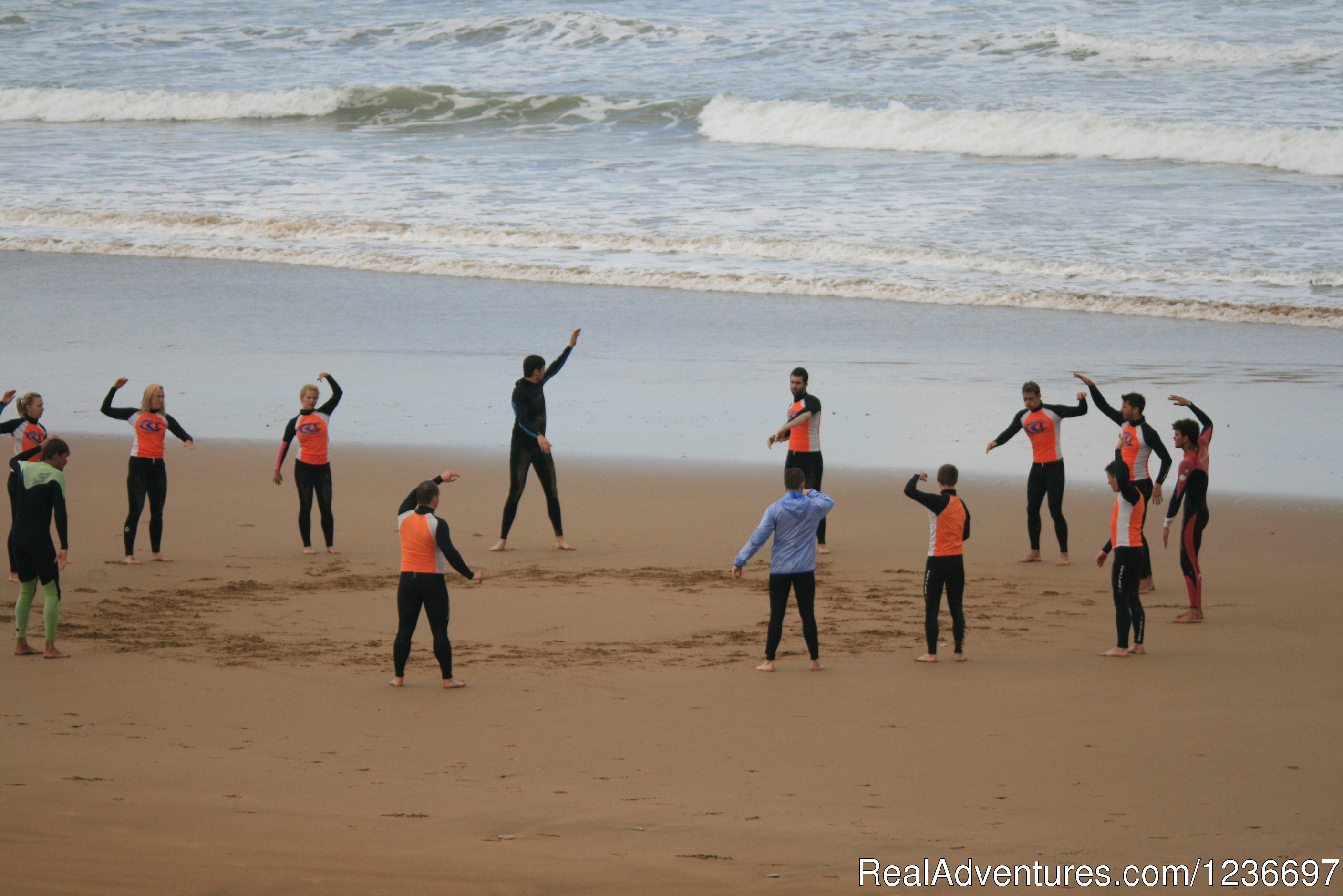 Warm up before you start surf | Image #7/9 | Original Surf Morocco