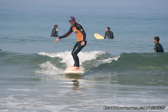 Surf camp morocco surf coaching