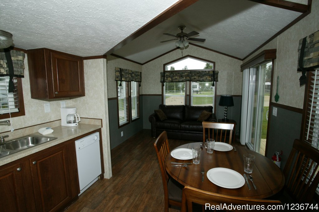 New Cottages for rent | Image #10/14 | Arrowhead Resort Campground
