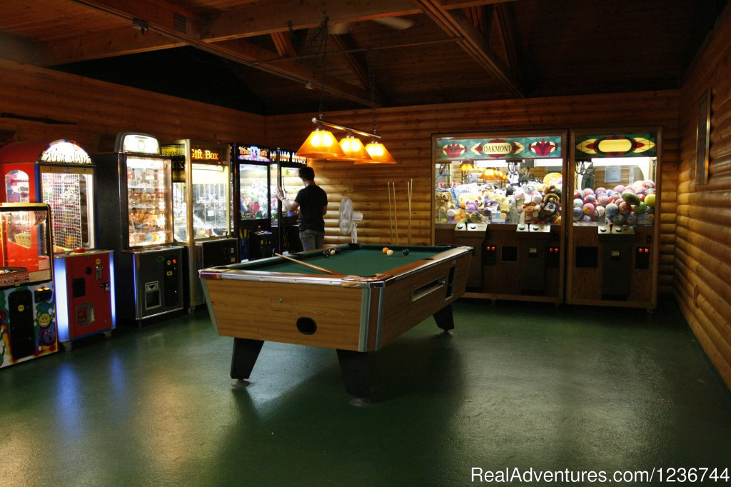 Arcade | Image #2/14 | Arrowhead Resort Campground