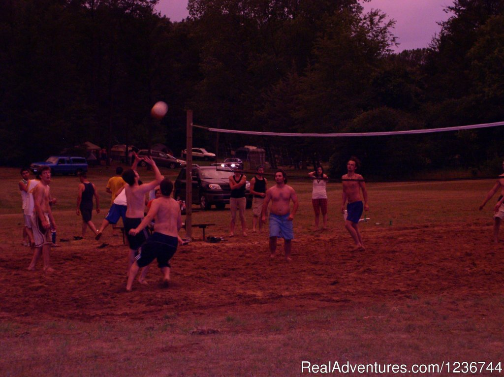 Volleyball | Image #5/14 | Arrowhead Resort Campground