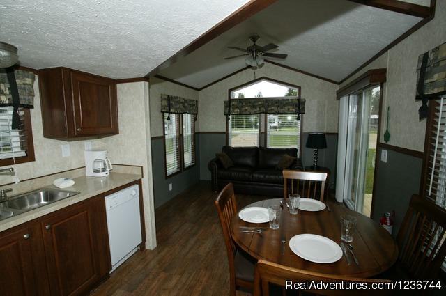 New Cottages for rent - Arrowhead Resort Campground