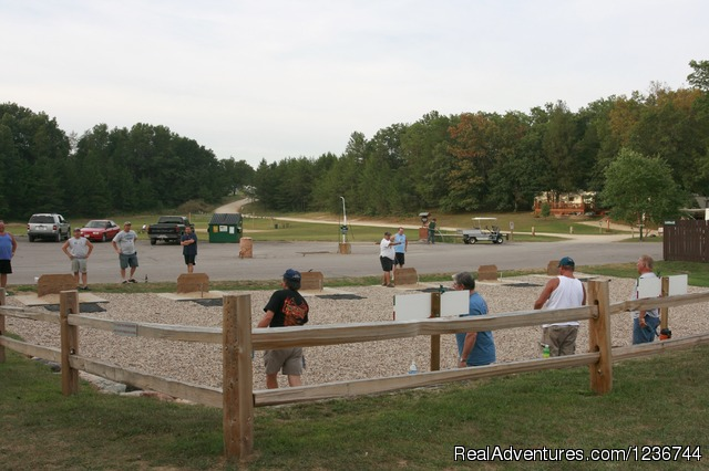 Horseshoes - Arrowhead Resort Campground