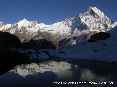 Image #4 of 6 - Annapurna Circuit Trekking