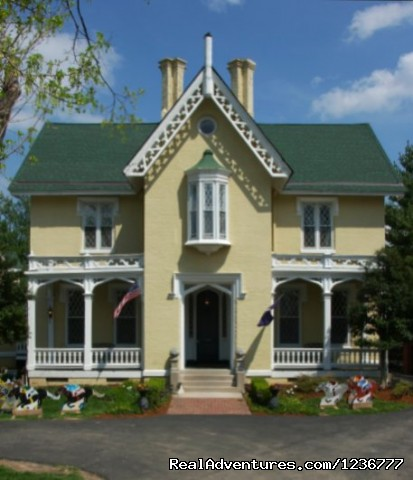 Inn at Woodhaven a Romantic Bed and Breakfast i