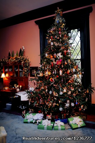 Christmas at the Inn (#6 of 10) - Inn at Woodhaven a Romantic Bed and Breakfast i
