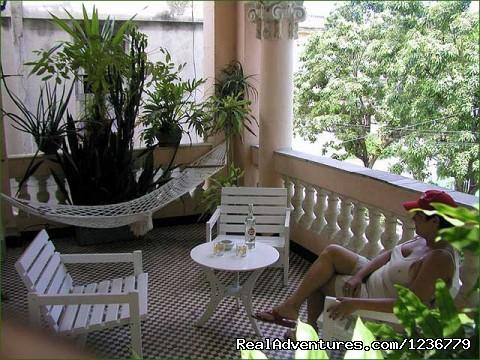 La casa de Oralia, Terrace (#2 of 7) - La casa de Oralia
