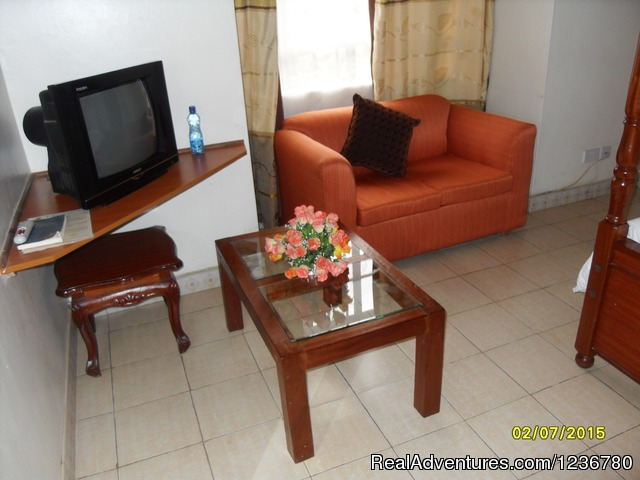 - Mirema Hotel &Service Apartments- Your second home