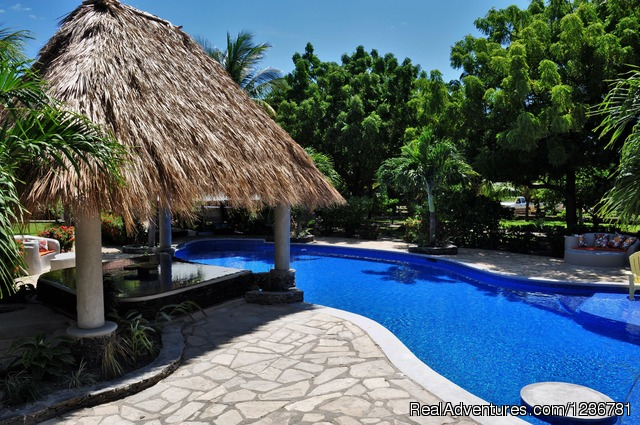 Pool - A Sanctuary in Pacific Southwest Nicaragua