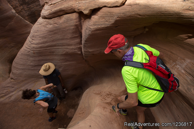 Indian Creek - Extended Hiking / Rafting in Canyonlands National
