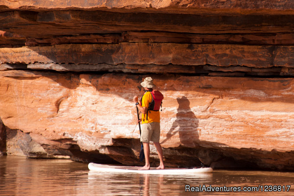 The Dollhouse - Extended Hiking / Rafting in Canyonlands National