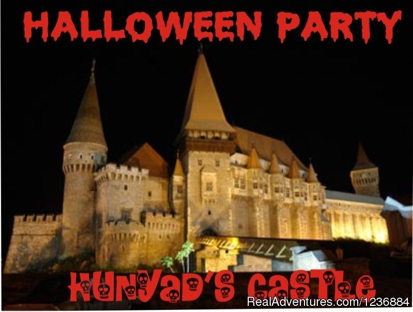 Do you want to spend the Halloween Night in a Medieval Haunted Castle in Transylvania? What a better way to celebrate Halloween than the home land of Vlad