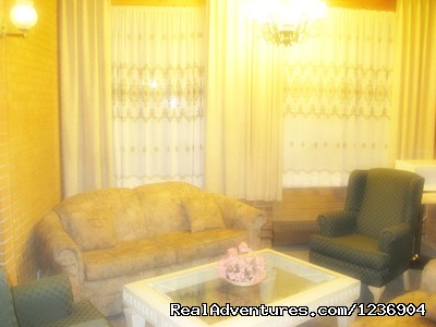lobby (#4 of 5) - Lagana Hotel, Lanigan, Saskatchewan (SK)
