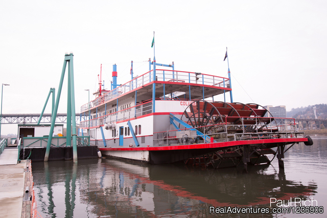 Portland Spirit Cruises Portland, Oregon Cruises