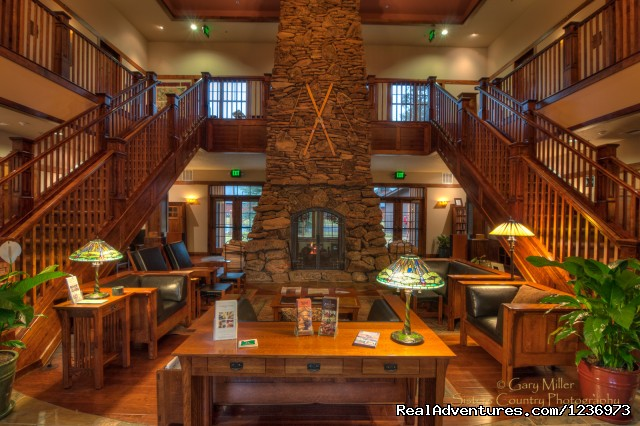 Main Lodge - FivePine Lodge & Conference Center